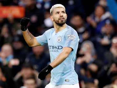 Premier League: Sergio Aguero stakes claim for lasting greatness as Manchester City gear up to retain title