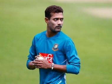 Bangladesh call pacer Ebadot Hossain, Safiul Islam to replace injured Taskin Ahmed for New Zealand tour