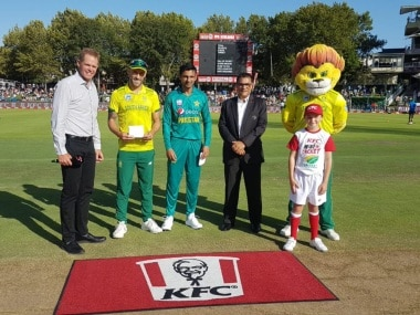 Highlights, South Africa vs Pakistan, 1st T20I at Cape Town, Full Cricket Score: Proteas register nervy six-run win