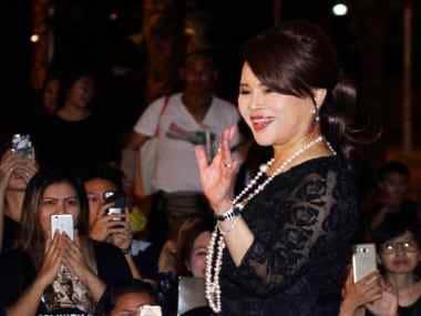 File image of Thai Princess Ubolratana. AP