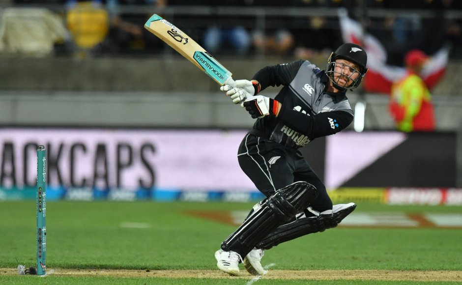 Tim Seifert, Tim Southee lead New Zealand's all-round display as Kiwis inflict record loss on India in first T20I