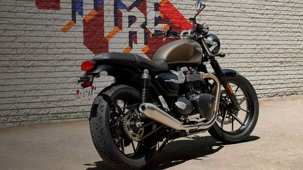2019 Triumph Street Twin Street Scrambler Launched At Rs