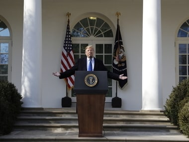 Legal battle looms after Donald Trump national emergency declaration; California will be first to sue