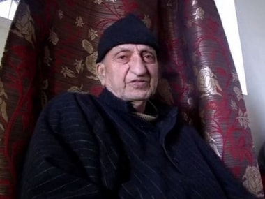 After J&K govt withdraws security cover of six separatists, Hurriyat leader Abdul Ghani Bhat says dont need it