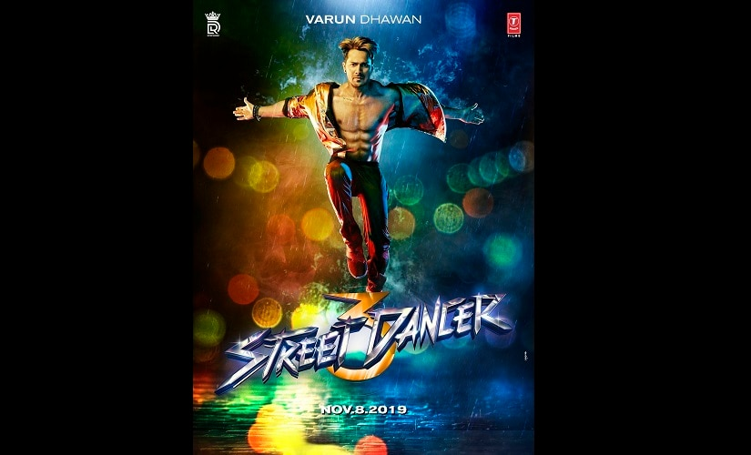 Street Dancer 3D: First looks of Varun Dhawan, Shraddha Kapoor from Remo DSouzas dance drama revealed