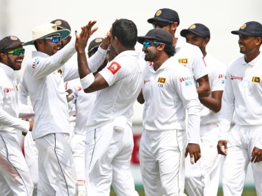 South Africa vs Sri Lanka: Vishwa Fernando claims four as visitors gain upper-hand on opening day of first Test