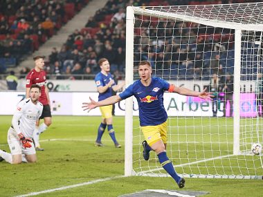 Bundesliga: Willi Orban nets brace as RB Leipzig hand Thomas Doll a losing start as new Hanover 96 manager