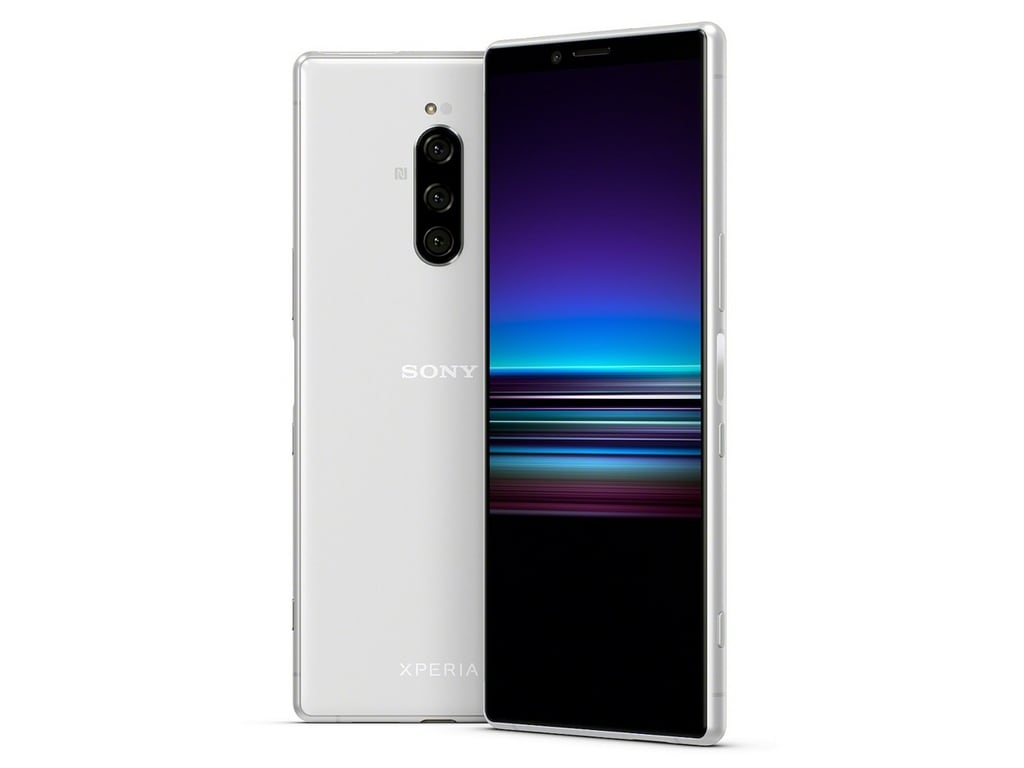 The Sony Xperia 1st picture: Sony