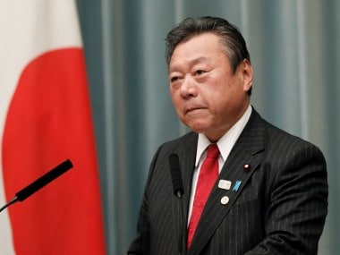 Tokyo Olympics 2020: Yoshitaka Sakurada steps down as head of Japans Olympic Committee following series of ill-advised comments