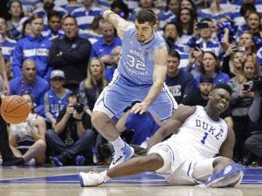 Nike in damage control mode after US college basketball star Zion Williamson suffers injury following shoe blowout