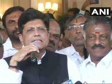 Ahead of 2019 Lok Sabha polls, BJP leaves no stone unturned to finalise crucial allies in Bihar, Maharashtra and Tamil Nadu