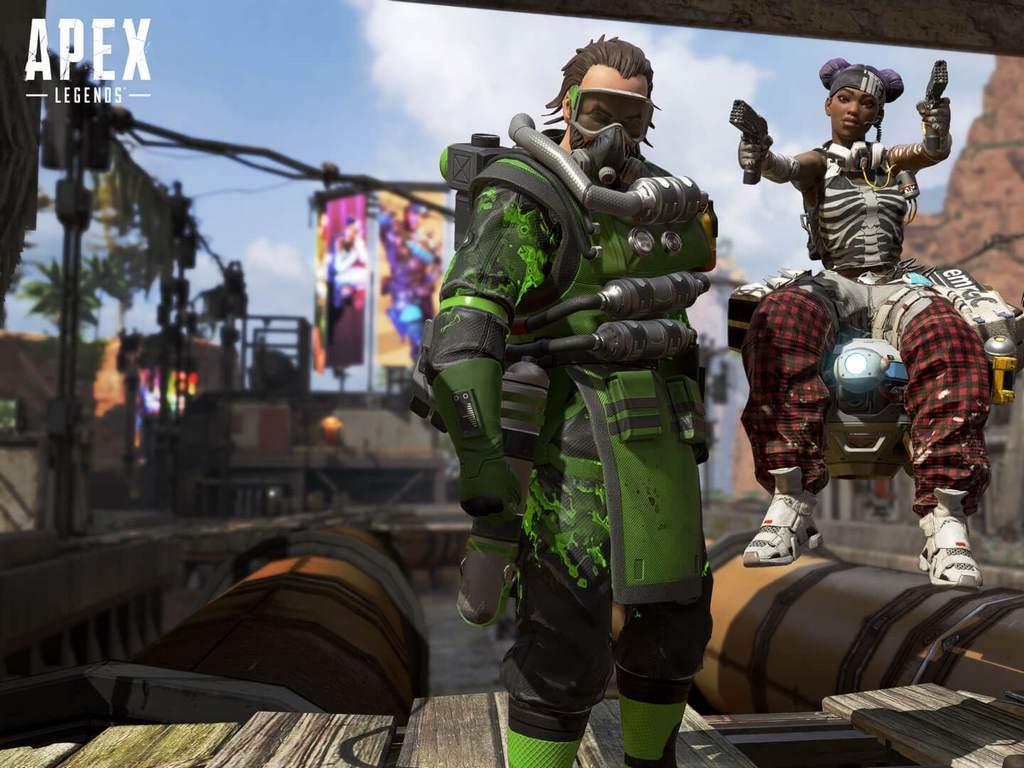 Apex Legends from developer Respawn. Image: EA