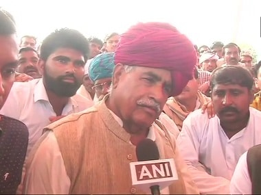 Gujjar leader Kirori Singh Bainsla says quota bill passed in Rajasthan Assembly could face legal challenges; agitation likely to continue
