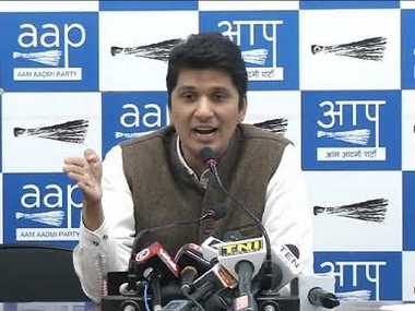 AAP terms Ayushman Bharat scheme a jumla, asks why DDA has not allotted land for mohalla clinics