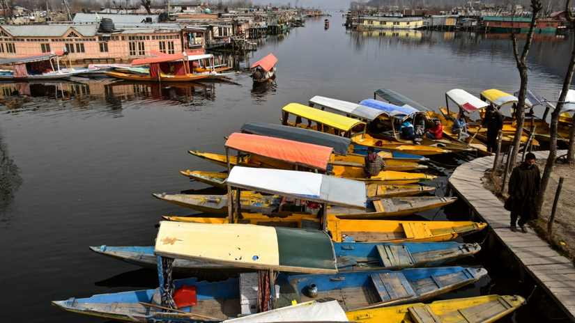 Dal Lake in distress: Kashmir's iconic attraction is facing a slow death by sewage as politicians look the other way