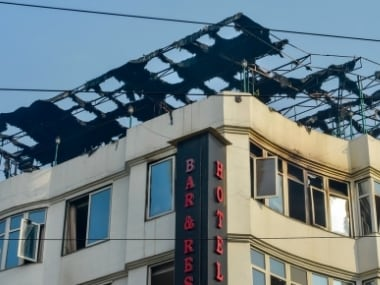 Karol Bagh fire: Delhi Police arrests owner of Hotel Arpit Palace; Rakesh Goel to be produced in court today