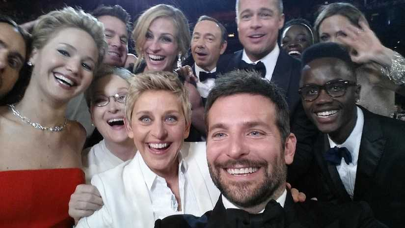 Image from Twitter @TheEllenShow
