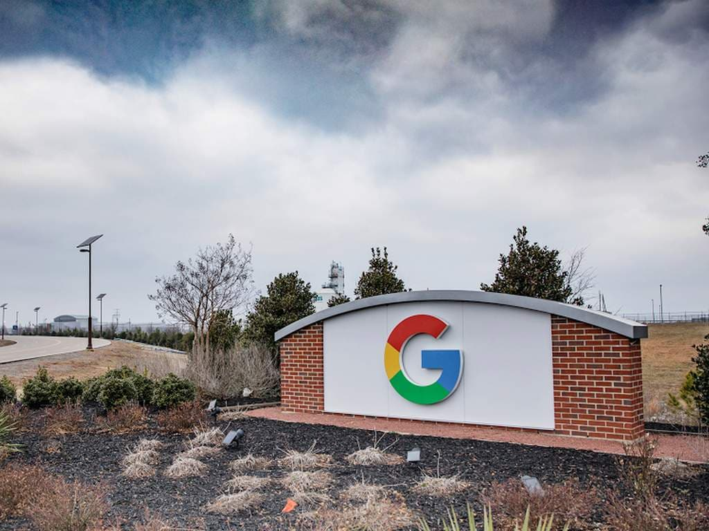 With the new investment Google will now be in 24 out of the 50 states in the US. Image: Google