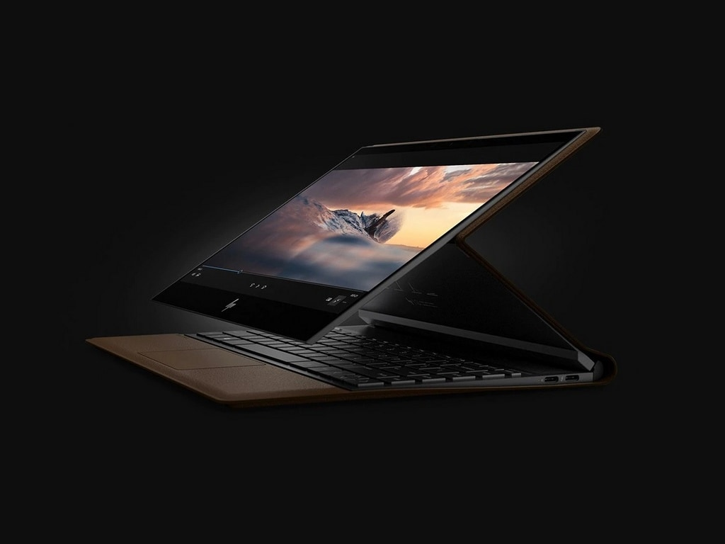 HP Spectre Folio, Spectre x360 with 8th gen Intel Core processors launched in India