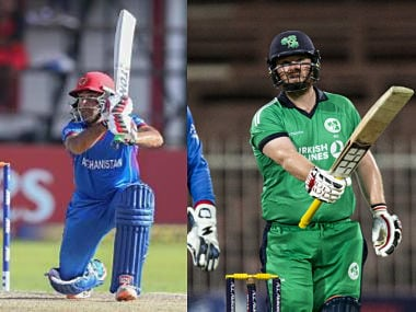 LIVE cricket score, Afghanistan vs Ireland, 2nd T20I in Dehradun