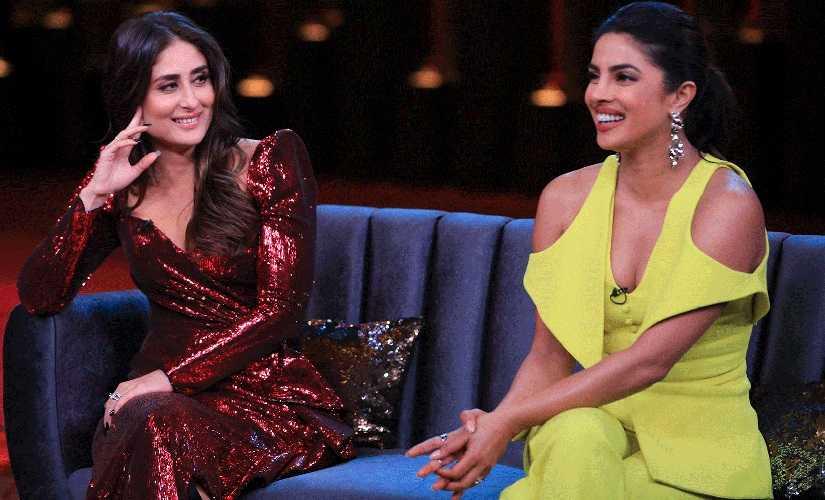 Priyanka Chopra and Kareena Kapoor. Star World