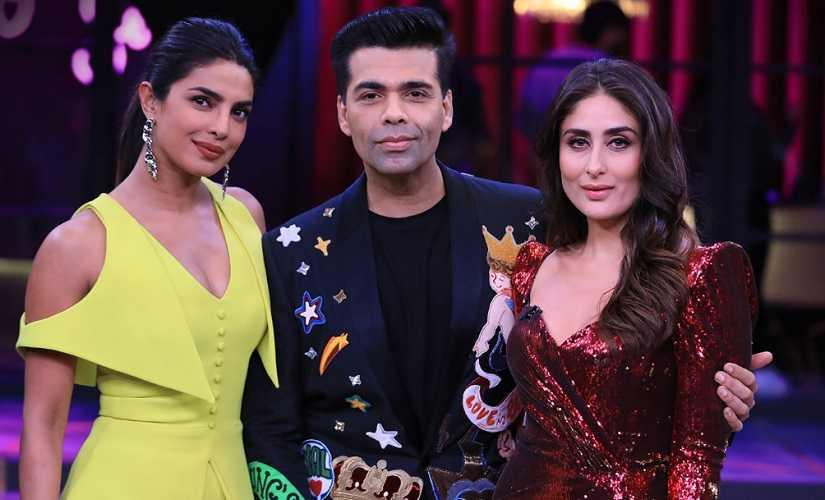 Koffee With Karan: Kareena Kapoor wont join Hollywood, says she doesnt have the same ambition as Priyanka Chopra