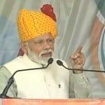 'Our fight is against terrorism and not Kashmiris': Narendra Modi says at rally in Rajasthan's Tonk