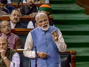 Cant forget dark days: Addressing Lok Sabha on 44th anniversary of Emergency, PM takes Congress to task