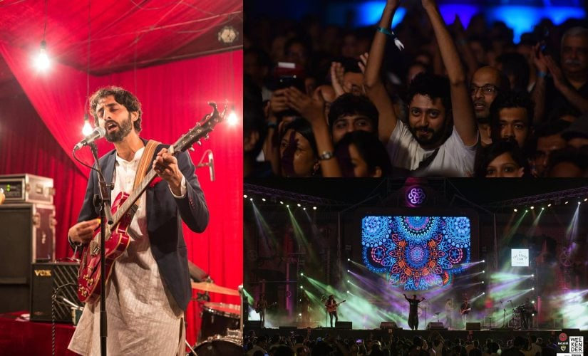 Glimpses from NH7 Weekender, Magnetic Fields Festival and Mahindra Blues Festival