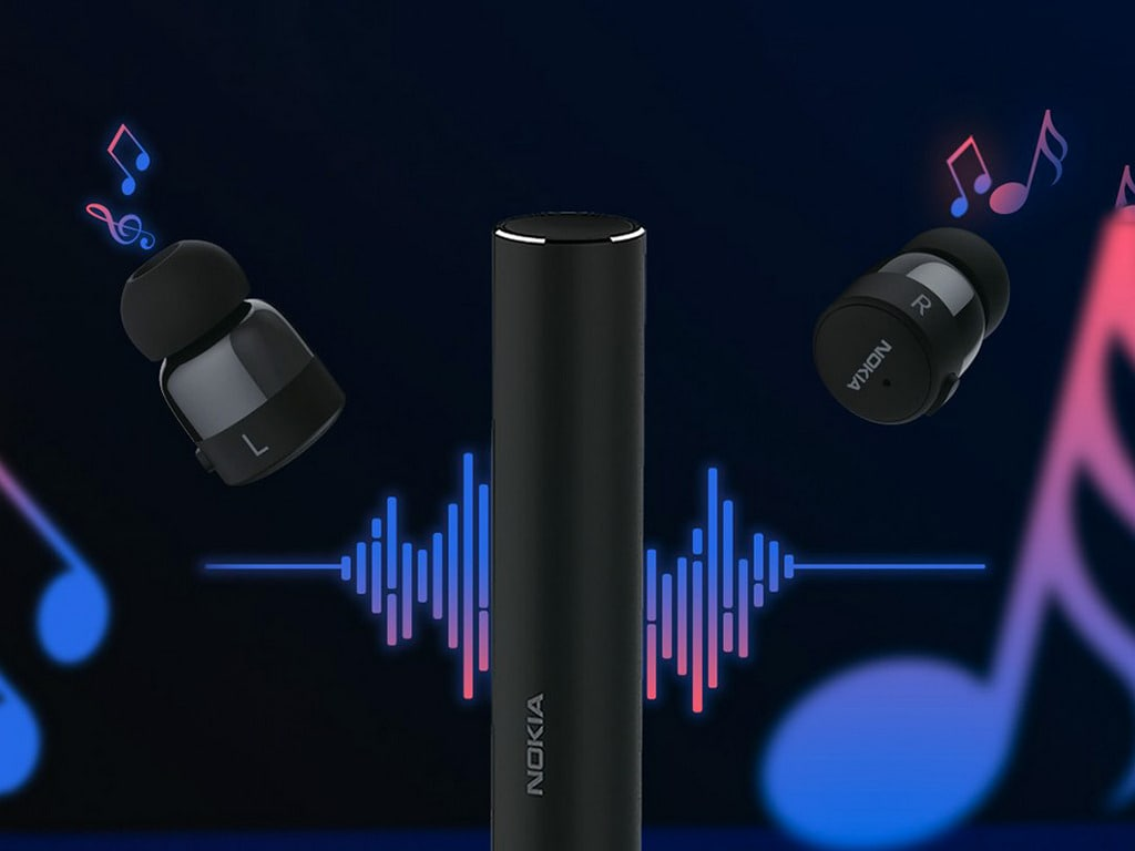 Nokia True Wireless Earbuds with IPX4 splash resistance launched at Rs 9,999- Technology News, Firstpost