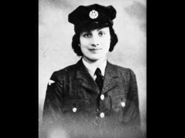 London home of Noor Inayat Khan, World War II era heroine, commemorated with 'Blue Plaque'