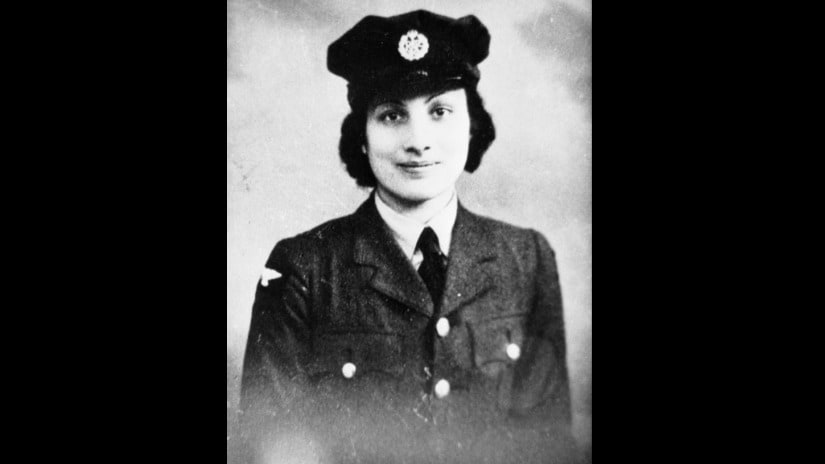 London home of Noor Inayat Khan, World War II era heroine, commemorated with Blue Plaque