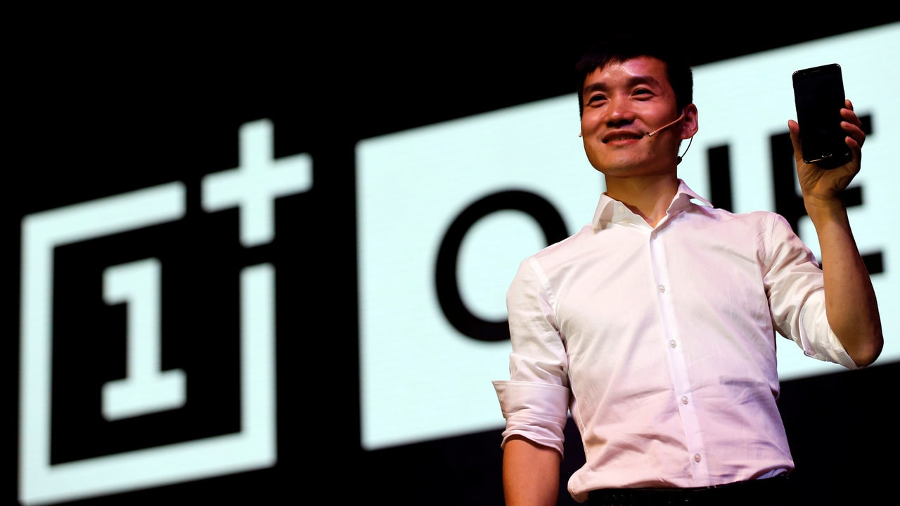 OnePlus CEO Pete Lau to reveal a new device on Wednesday, likely the OnePlus 7