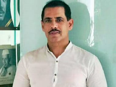 Lok Sabha election results 2019: Robert Vadra wishes Rahul Gandhi luck, says 'with you all the way, no matter what'