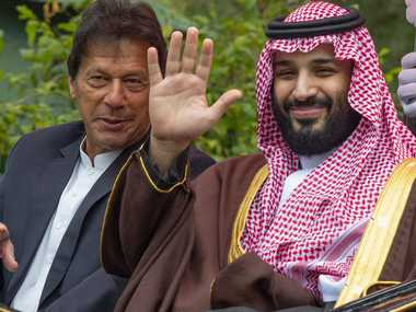 Saudi Arabia backing Pakistans efforts to combat terror concern for India ahead of Crown Princes Delhi visit