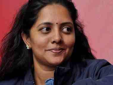 File photo of Sneha Parthibaraja. Courtesy: Facebook
