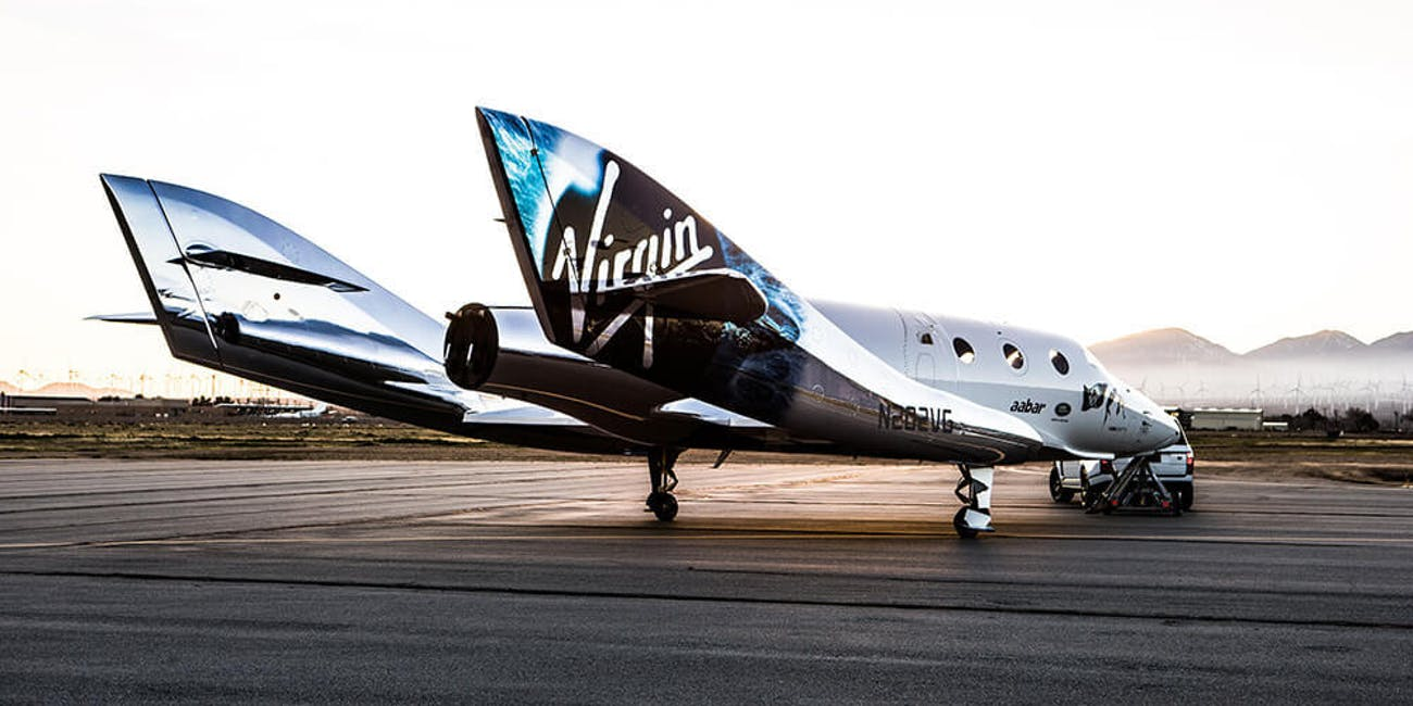 Virgin Galactic to merge with US investment firm and become a publicly-traded space tourism venture