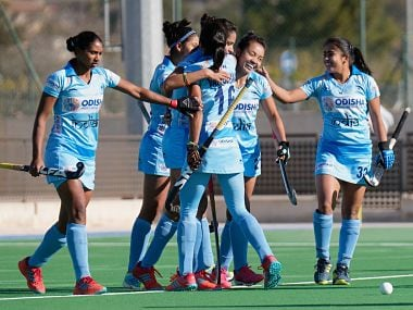 Indian women's hockey team stuns World Cup silver medallists Ireland 3-0 in second friendly clash