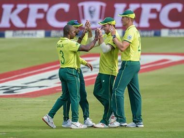 It completed a 3-0 series sweep for South Africa, who also won a one-day series 5-0. AFP