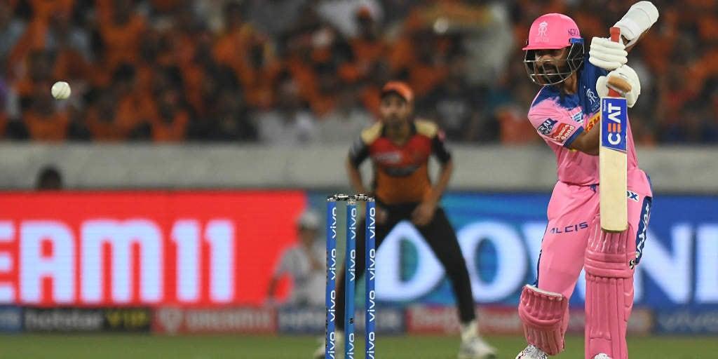 IPL 2019, SRH vs RR: Should Ajinkya Rahane be opening the batting for Rajasthan Royals going forward?