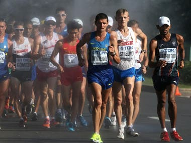 Indias Irfan KT qualifies for 2020 Tokyo Olympics after finishing fourth at Asian Race Walking Championship