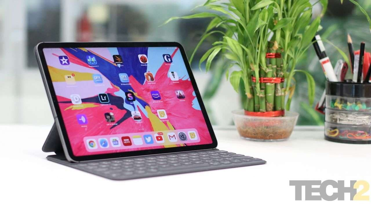Apple China accidentally revealed details about four new iPad Pro models