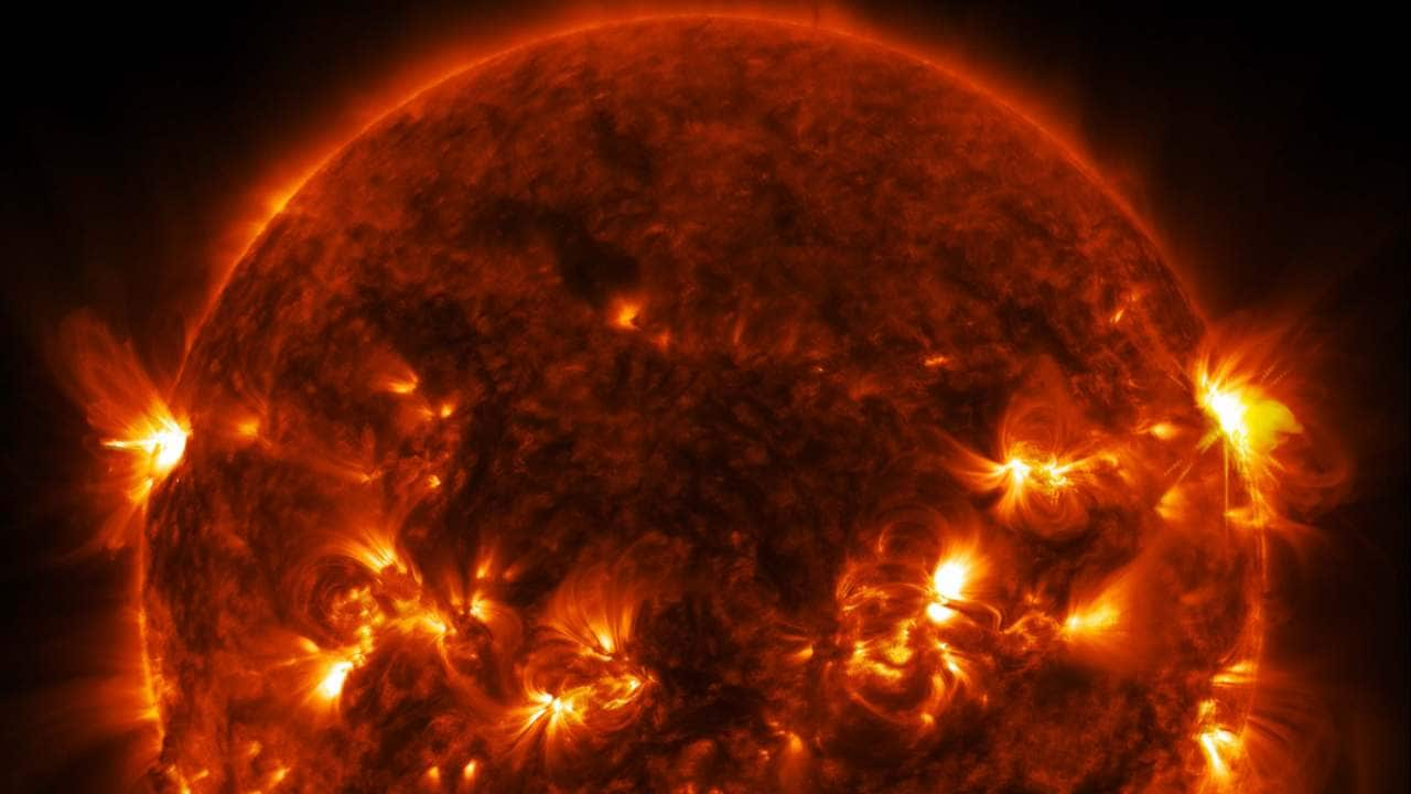 Earth is a less volatile version of the Sun, similar in composition, study finds
