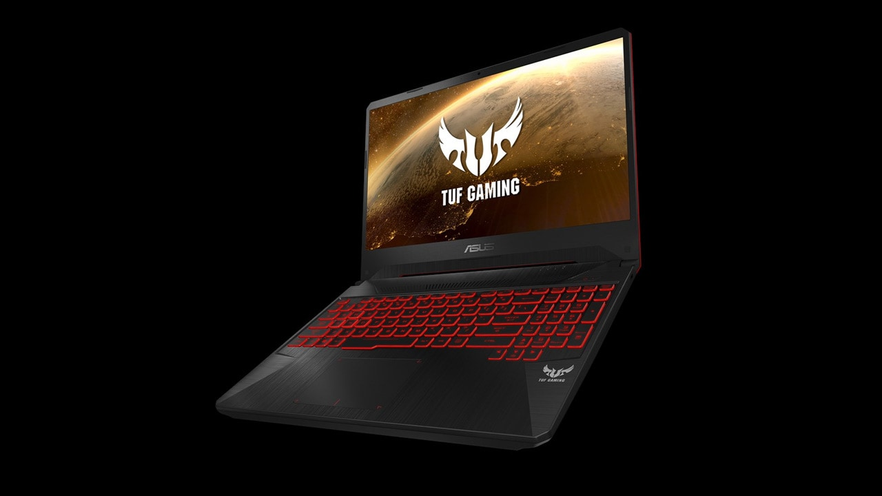 ASUS announces AMD Ryzen-powered TUF Gaming FX505DY and FX705DY gaming laptops