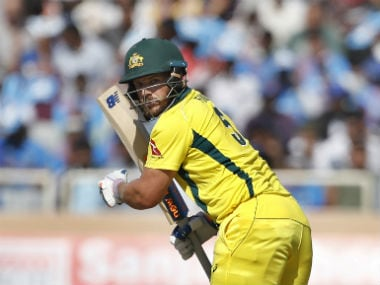 Aaron Finch says Australia have great ability to play well in big tournaments; adds they are never true underdogs
