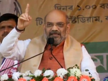 Amit Shah holds meetings with BJP leaders in Assembly election-bound states Maharashtra, Jharkhand, Haryana to decide on partys strategy