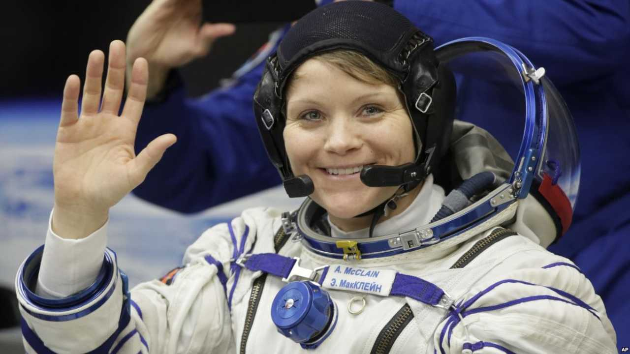 NASA astronauts to team up for first all-female spacewalk