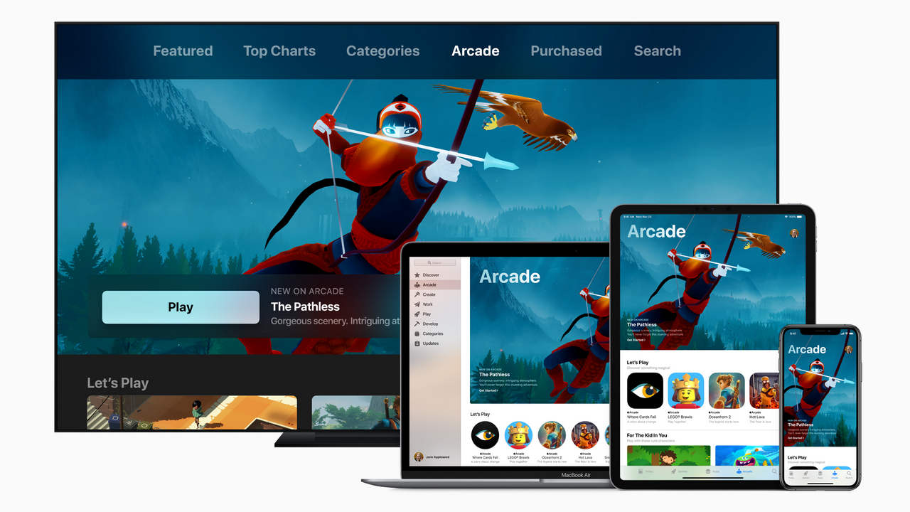 , Apple TV Plus announced in India Rs 99 per month; Apple Arcade pricing out