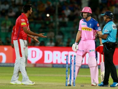 IPL 2019, RR vs KXIP: War of words after Ravichandran Ashwin 'Mankads' Jos Buttler; 'Terrible Sportsmanship' cry Twitterati