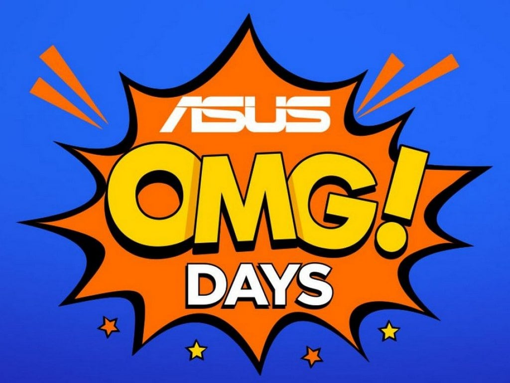 Asus OMG Days Sale on Flipkart: Asus Zenfone 5Z, Lite L1 see major price cuts